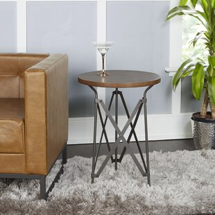Bluebell End Table by 17 Stori..