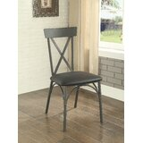 Christofor Upholstered Dining Chair (Set of 2) by 17 Stories