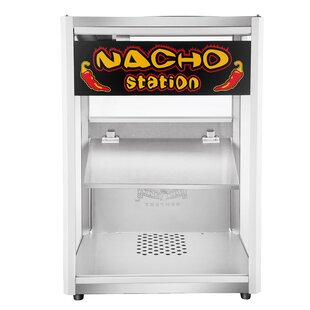 Master Nacho Warmer Tabletop Popcorn Machine