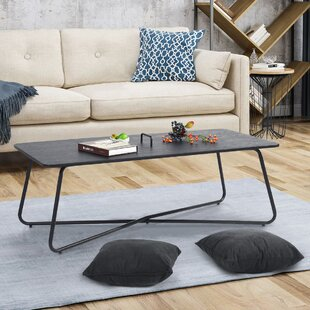 Sidra Coffee Table with Tray Top