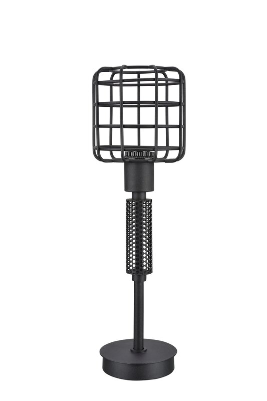 Williston forge cristen wire cage metal 18 table lamp reviews cristen wire cage metal 18 table lamp greentooth Images