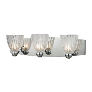 Milone 3-Light Vanity Light by Ebern Designs
