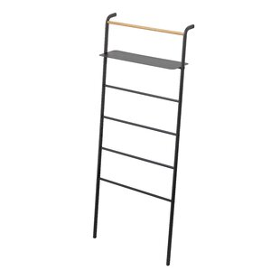 Tower 60cm Wide Clothes Rack By Yamazaki