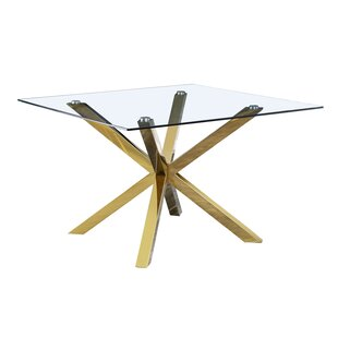 Waddell Dining Table by Mercer41 Modern