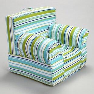 Kids Box Cushion Armchair Slipcover