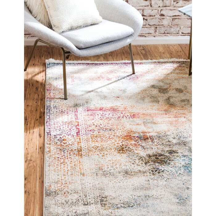 off white area rug. Lonerock Blue/Off-White Area Rug Off White