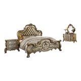 Perales Standard Configurable Bedroom Set by Astoria Grand