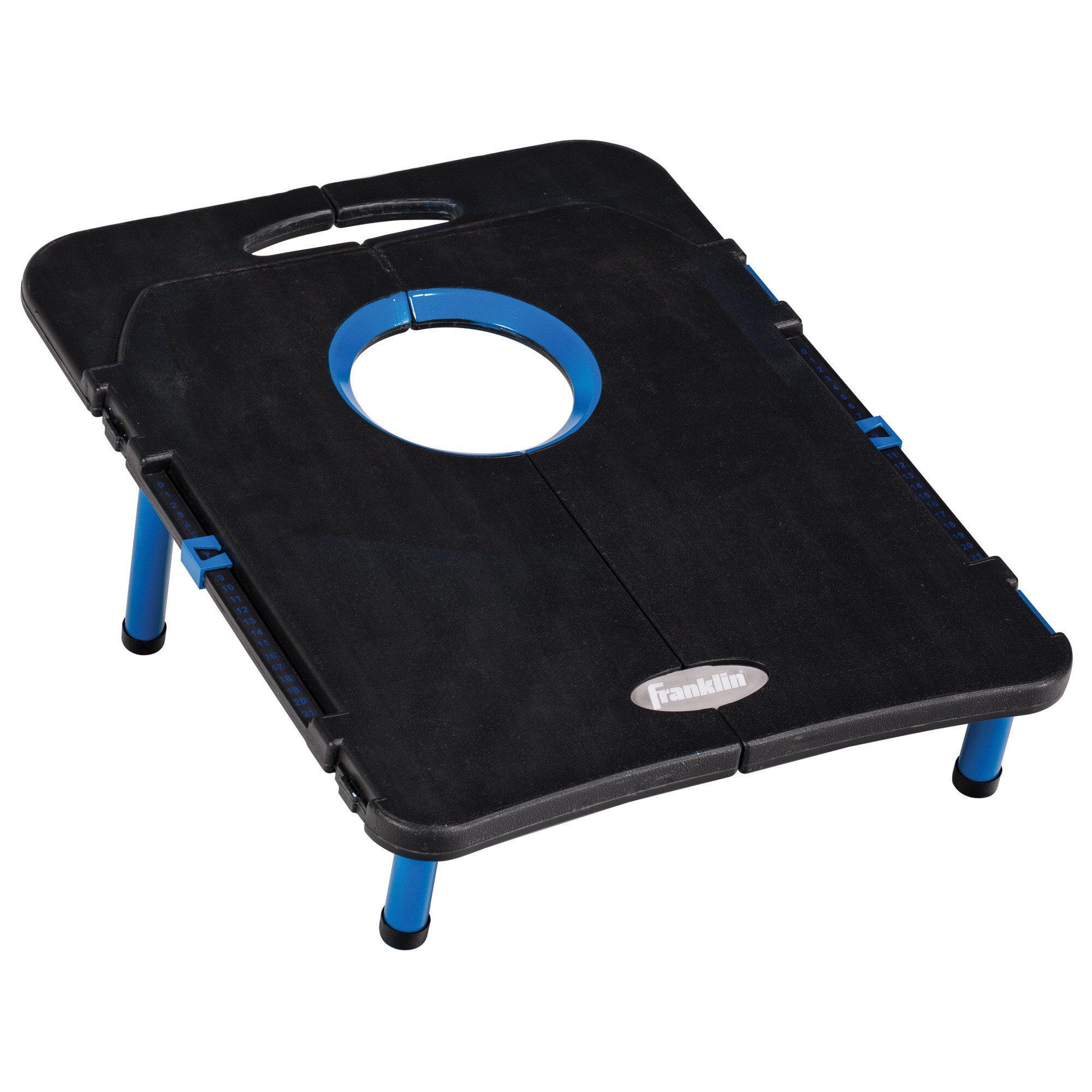 Cool 2 X 1 All Weather Bean Bag Toss Plastic Cornhole Board Machost Co Dining Chair Design Ideas Machostcouk