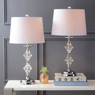 Larios 27.5 Table Lamp (Set Of 2) by House of Hampton Modern