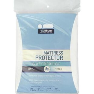 Waterproof Mattress Protector by American Textile Read Reviews