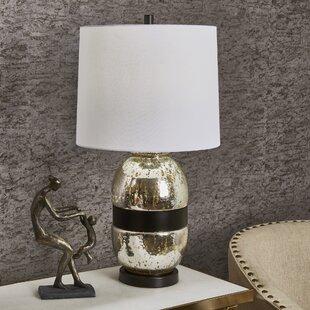 Benge Mercury Gl Ginger Jar 28 Table Lamp Base