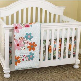 Compare Swinney 3 Piece Crib Bedding Set ByHarriet Bee