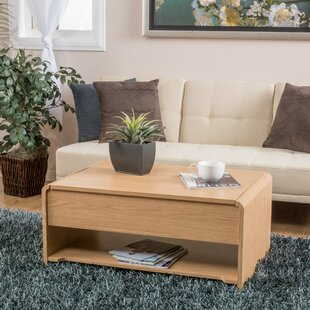 Latitude Run Lift Top Storage Coffee Table