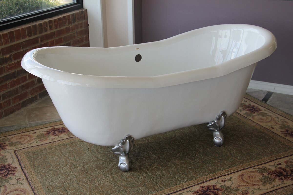 Small Freestanding Tub | Wayfair