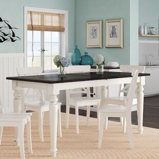 Mulford Extendable Dining Table Beachcrest Home