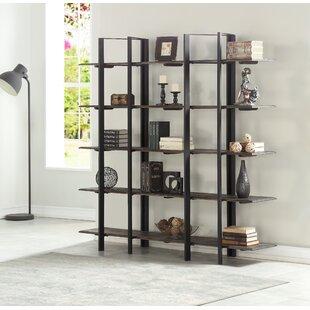 Kaelyn Etagere Bookcase Mistana