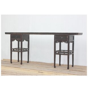 Review Antique Ming Console Table By Sarreid Ltd