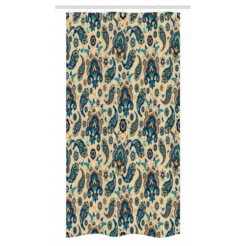 shower curtain  Fabric 72 W x 72 L