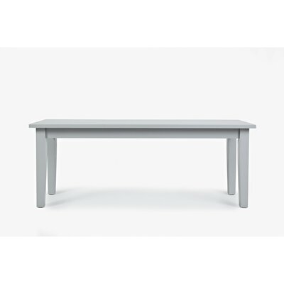 White Wood Wooden Benches You Ll Love In 2019 Wayfair