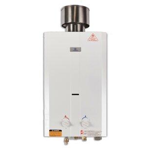 Eccotemp Systems LLC Eccotemp 2.6 GPM Portable Liquid Propane Tankless Water Heater