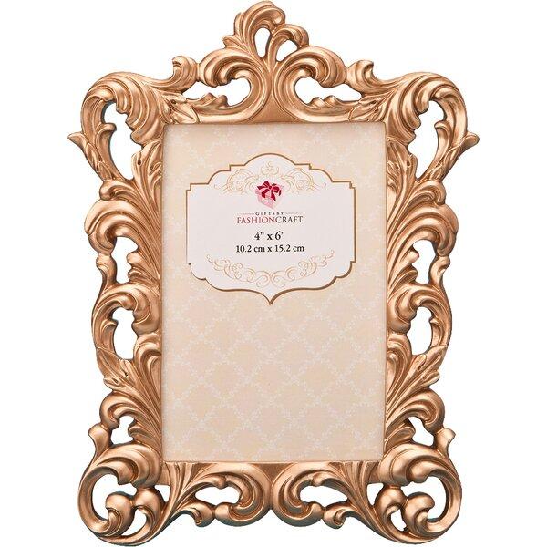 Antique Gold Picture Frame | Wayfair