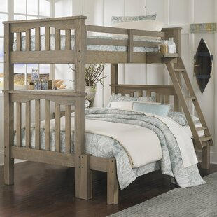 Read Reviews Bedlington Twin over Full Bunk Bed with Trundle ByGreyleigh