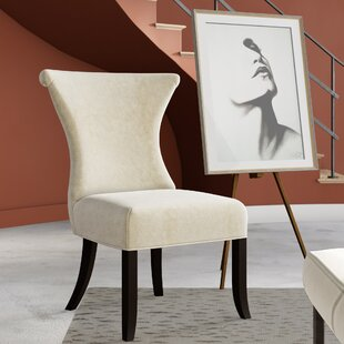 Jet Set Upholstered Dining Chair (Set of 2) Bernhardt