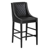 5West Malabar 29.5 Bar Stool by Sunpan Modern