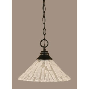 Red Barrel Studio Sherrill 1-Light Mini Pendant