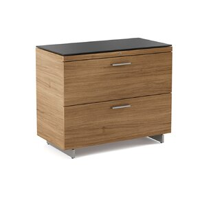 BDI Sequel 2-Drawer Filing Cab..