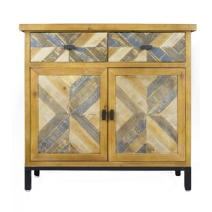 Dev 2 Door Accent Cabinet by Union Rustic