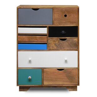 Petekar 10 Drawer Chest By Bloomsbury Market