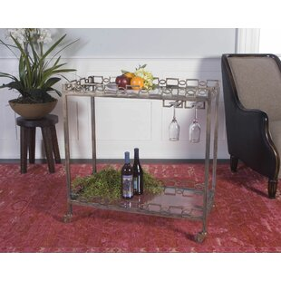 Fenella Bar Cart by House of Hampton