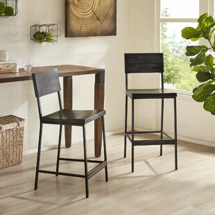 Bagnell 24.8 Bar Stool by Greyleigh