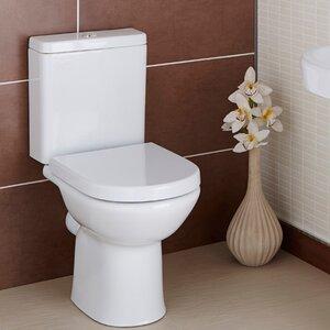 Kartell Toilette mit Absenkautomatik Ratio