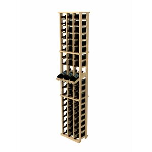 Rustic Pine 60 Bottle Wall Mounted Wine Rack by Wine Cellar Innovations