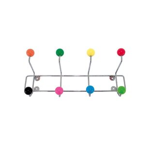 Fontvieille Wall Mounted Coat Rack By 17 Stories