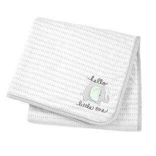 Affordable Price Gerber® Hello Little One Elephant Plush Blanket ByGerber