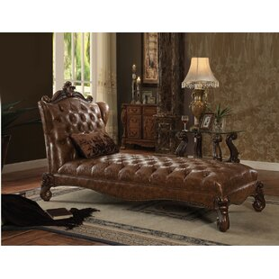 Astoria Grand Putterman Chaise Lounge