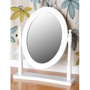 Kyle Oval Dressing Table Mirror