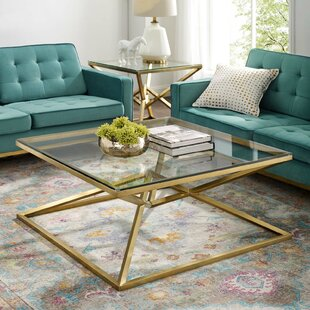Engles 2 Piece Coffee Table Set