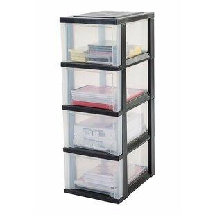 IRIS 4 Drawer Filing Cabinets