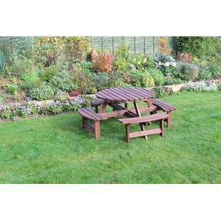 Heaven Picnic Table By Sol 72 Outdoor