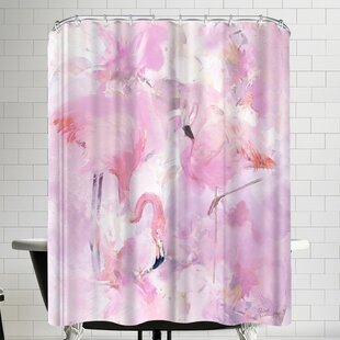In the Pink Single Shower Curtain
