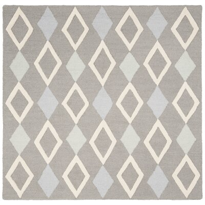 Gray Amp Silver Wool Area Rugs You Ll Love In 2019 Wayfair
