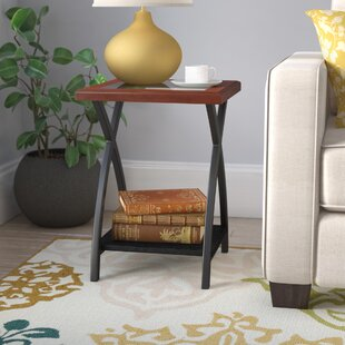 Affordable Jeannine End Table By Winston Porter
