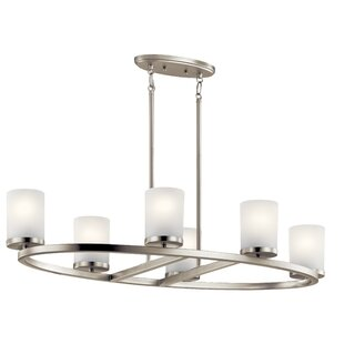 Breakwater Bay Katniss 6-Light Novelty Chandelier