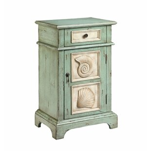 Arielle End Table with Storage by Rosecliff Heights
