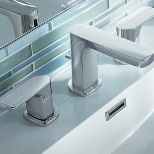 Moen Rizon Widespread Bathroom..