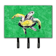 Turtle Key Holder by Caroline's Treasures